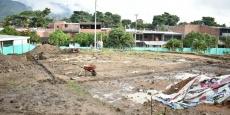 Obras del parque 2 de Junio tienen un avance de ejecución del 17 %