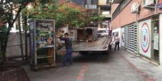 Adelantamos Revisión a Mobiliario Urbano